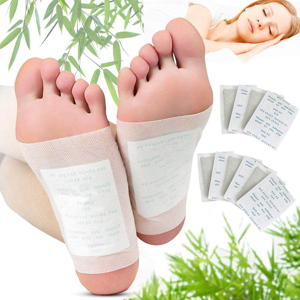 3 Set of All Natural Detox Foot Pads