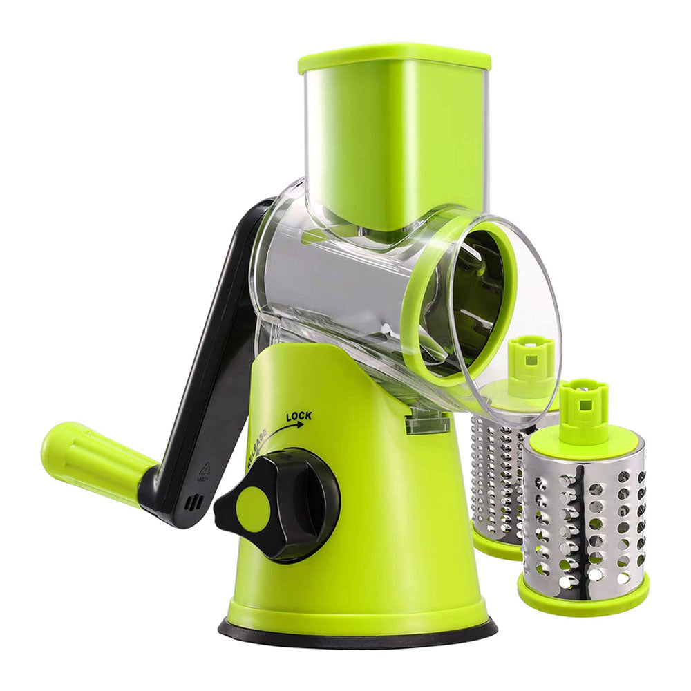 Rotary Mandoline Vegetable Slicer