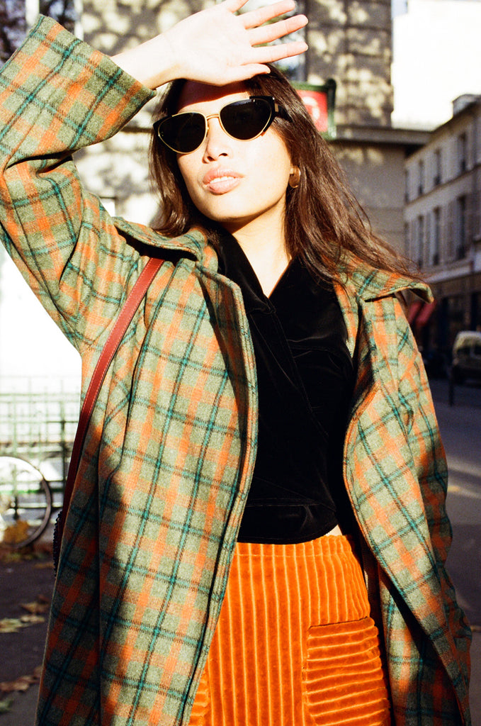 Zanzan Sunglasses for Maison Cleo