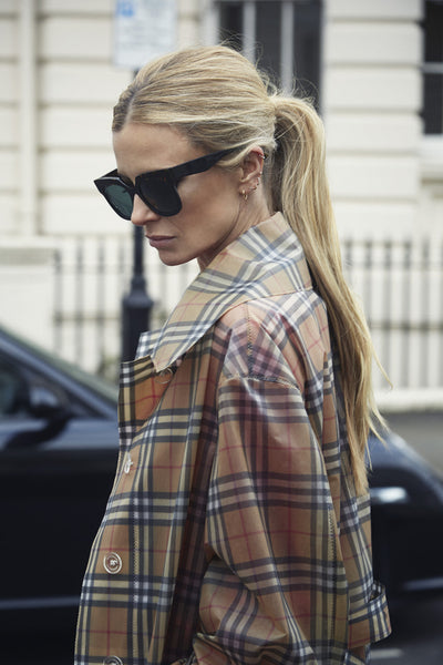 Zanzan GILOT sunglasses Laura Bailey