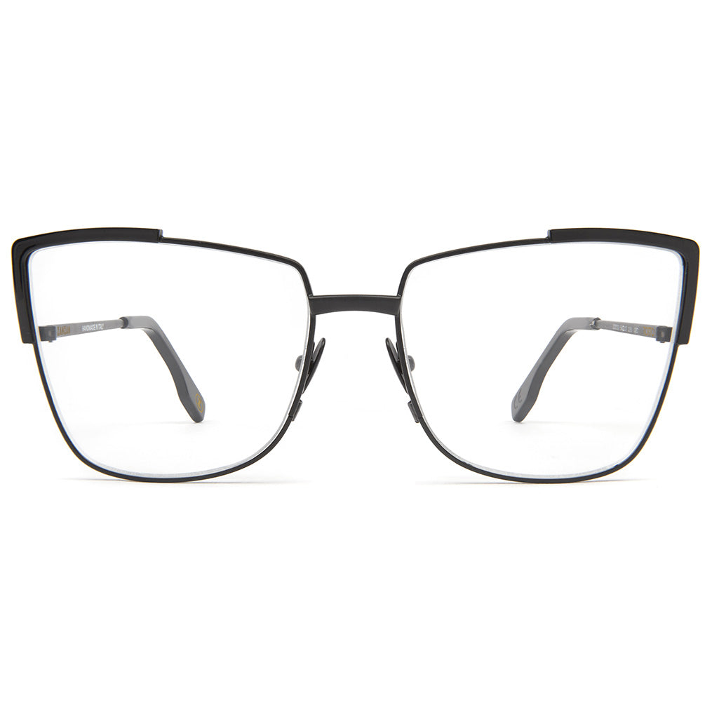 Zanzan Black Matte Optical Frame