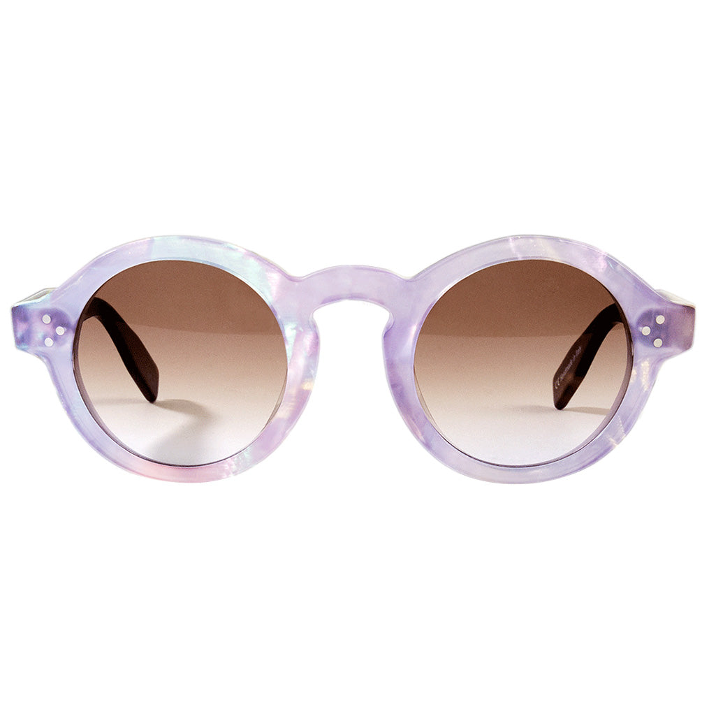 Zanzan Mizaru round-eye sunglasses