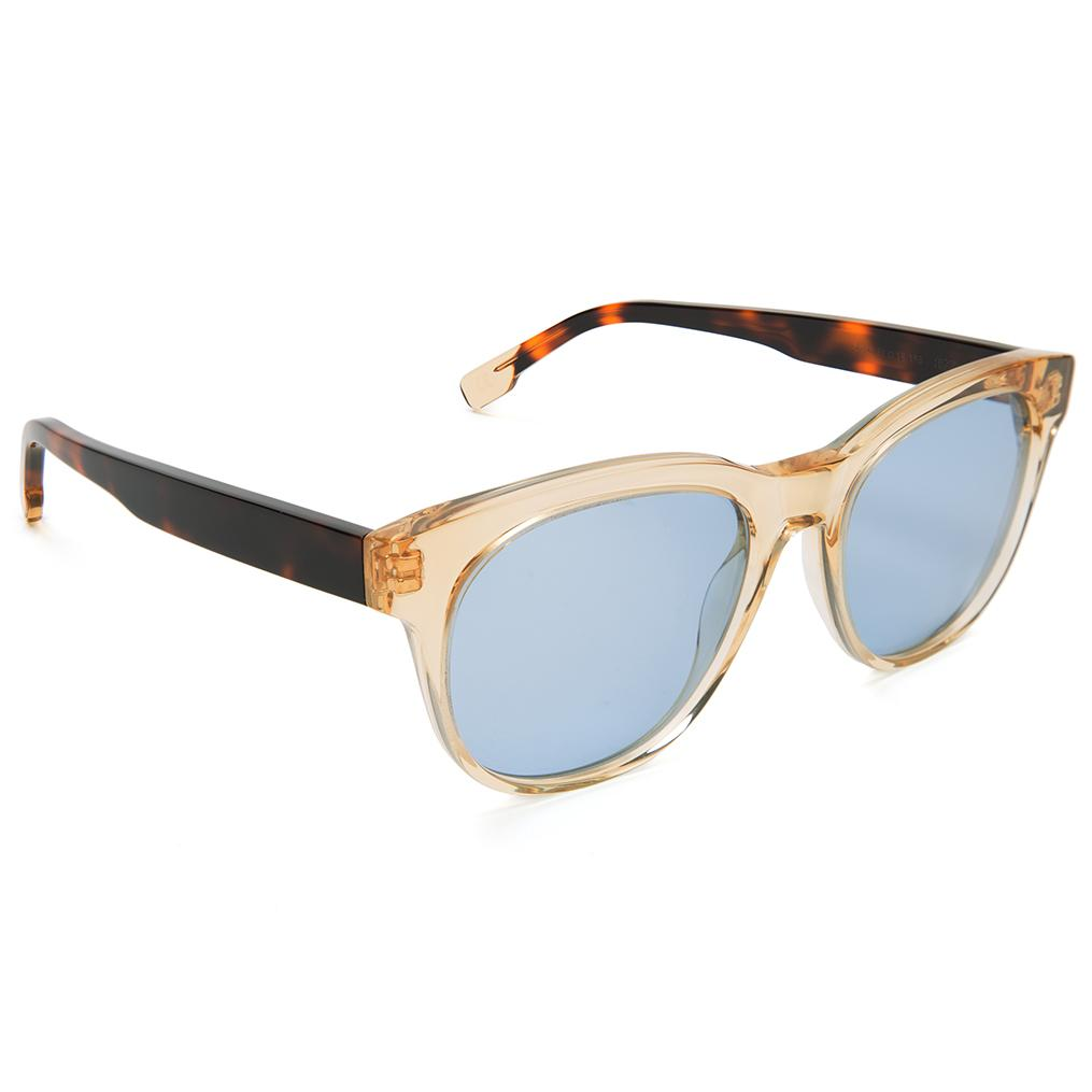 Amber Blue Lenses Sunglasses