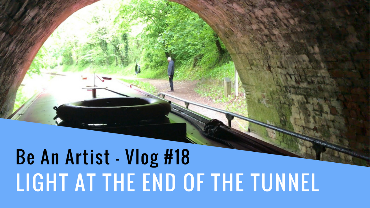 Light at the end of the tunnel - Vlog #18