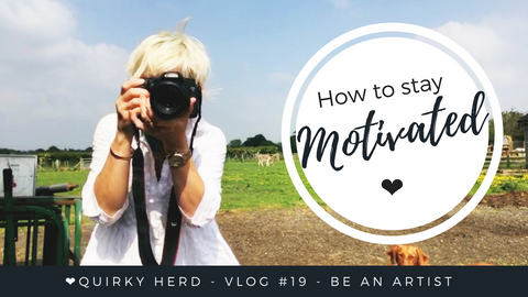 How to stay motivated - vlog #19