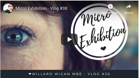 Micro Exhibition - Vlog #38