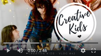 Creative Kids Vlog #42
