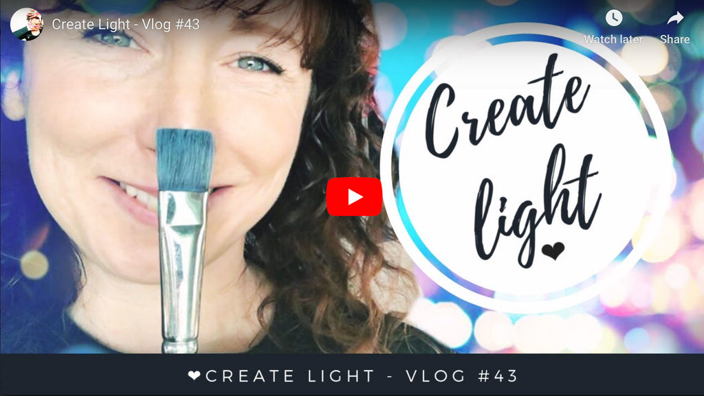 Create Light - Vlog #43