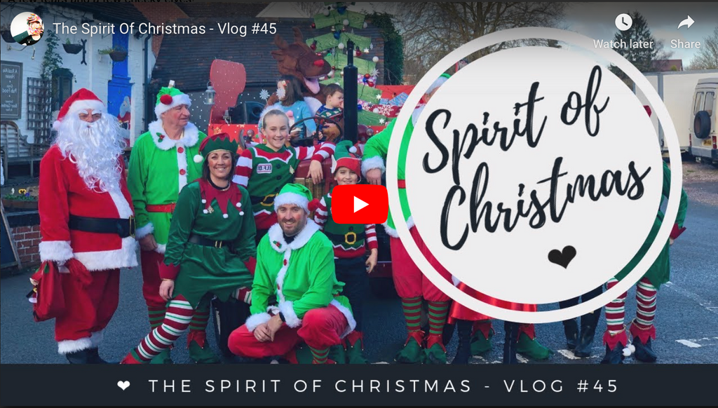 The Spirit Of Christmas - Vlog #45