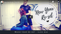 New Year Re-set - Vlog #46