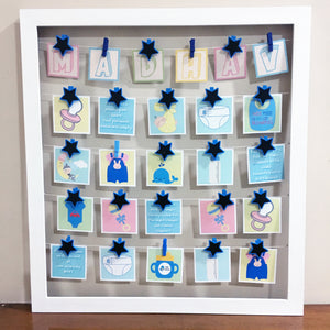 insta frame gift for new born