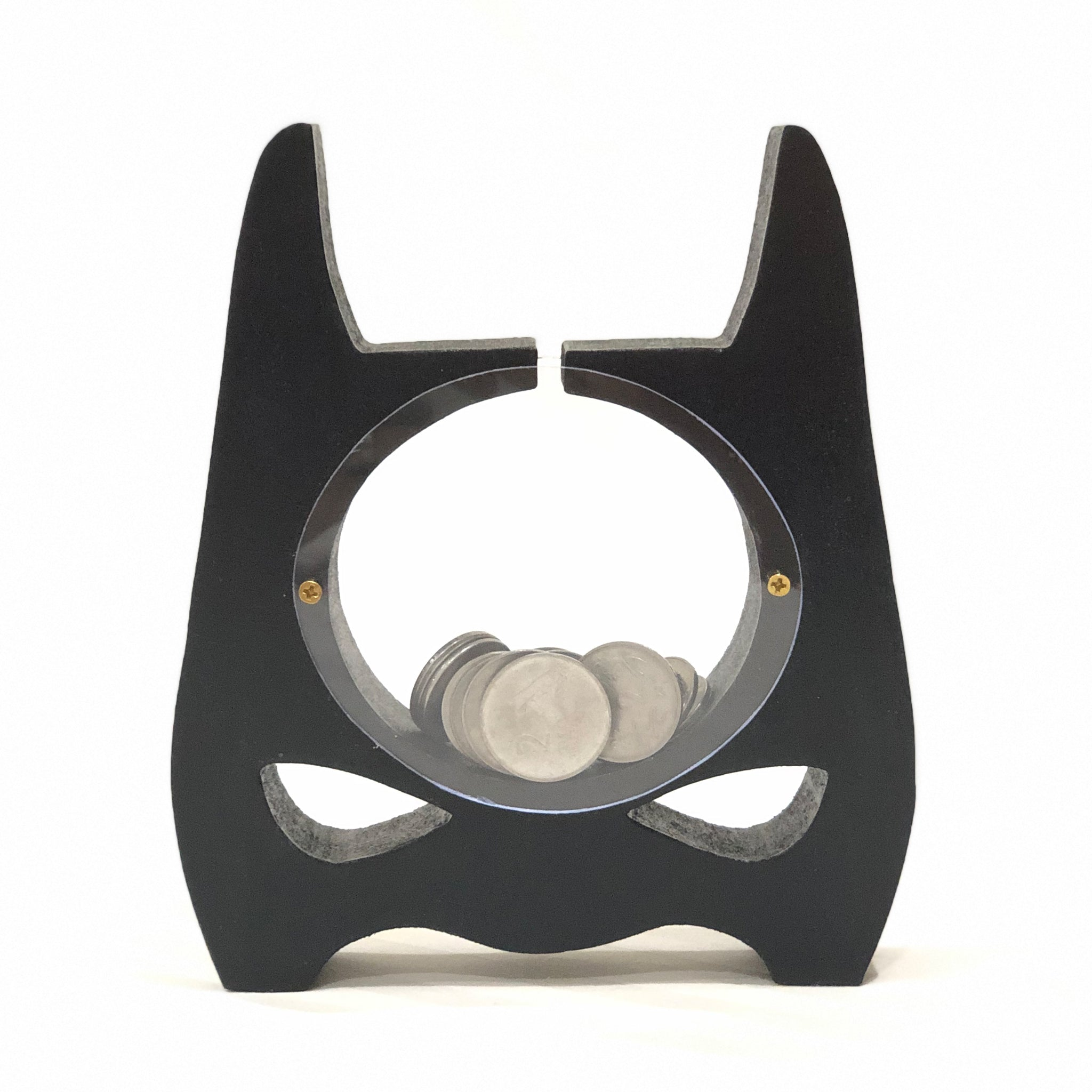 superhero batman piggy bank