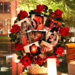 Load image into Gallery viewer, photo bouquet for anniversary gift