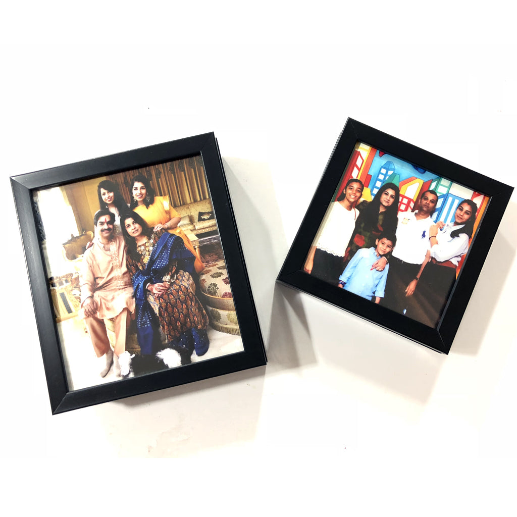 personalised photo wooden box