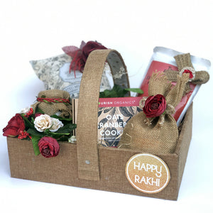 food hamper for rakhi gift