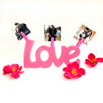 Load image into Gallery viewer, love wooden stand for valentine's day