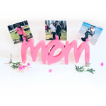 Load image into Gallery viewer, mom wooden stand for mother's day
