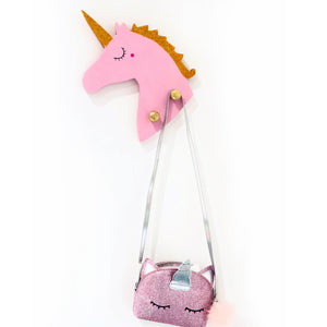 unicorn hook for kids room decor