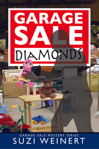 Garage Sale Diamonds by Suzi Weinert