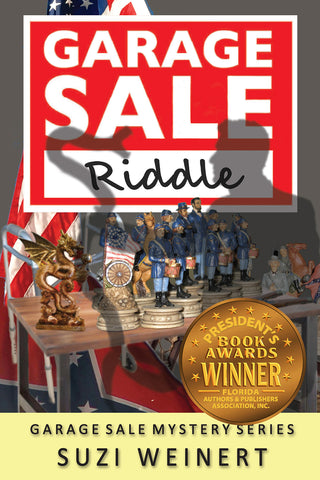 Garage Sale Riddle by Suzi Weinert