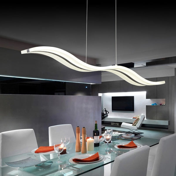 Lustre Led Design <br> Onda