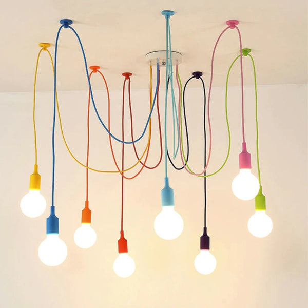 Lustre Multicouleur <br> Colorati