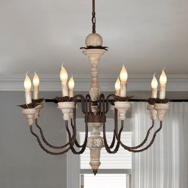 Lustre Suspension Ancien <br> Candielo