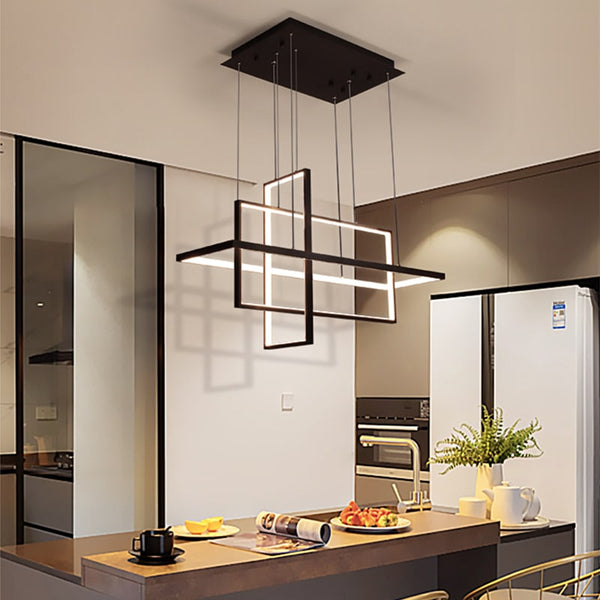 Lustre Suspension Design <br> Intrecciato
