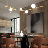 Lustre 3 Branches Moderne <br> Ramo