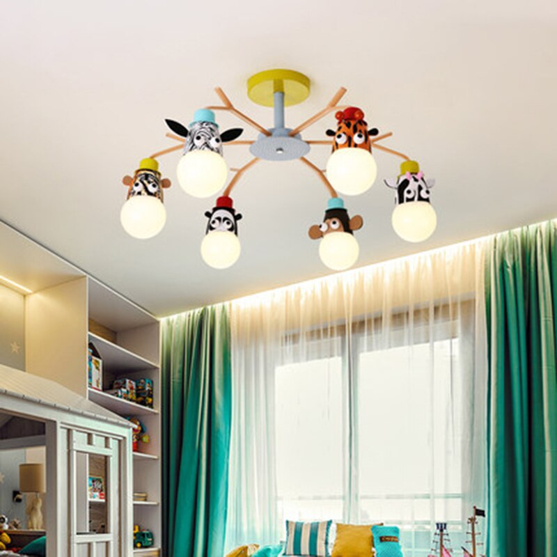 Lustre Design Enfant <br> Animali