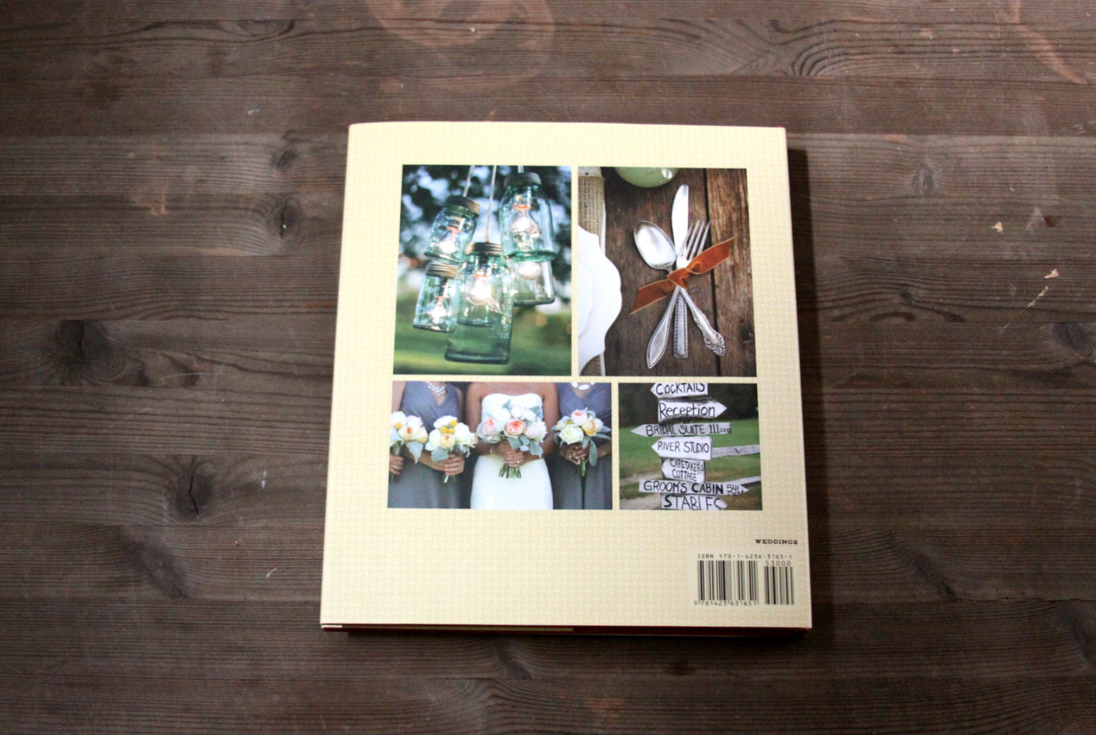 Barn Weddings Book