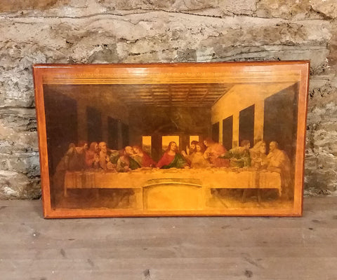 Last Supper Wall Art