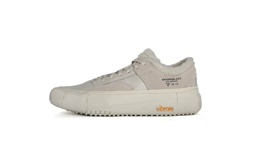 Women's Bravo Shearling White