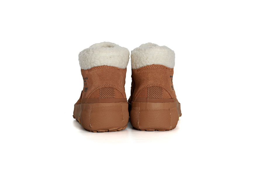 Women's Capo Shearling Natural