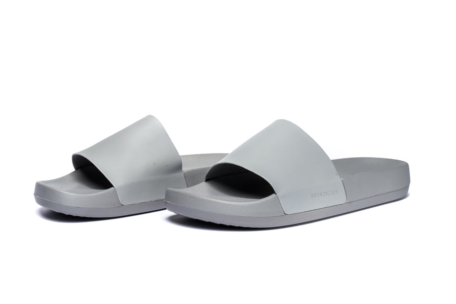 Men's Kashiba-Lux Slides Grey