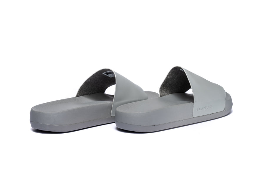 Men's Kashiba-Luxe Slides Grey