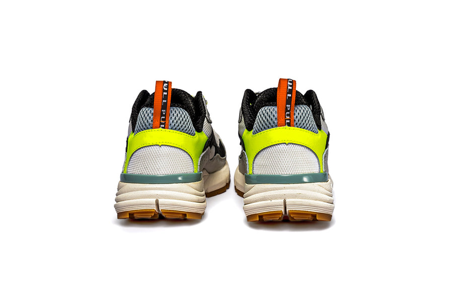 Men's Nomo Grey Lime