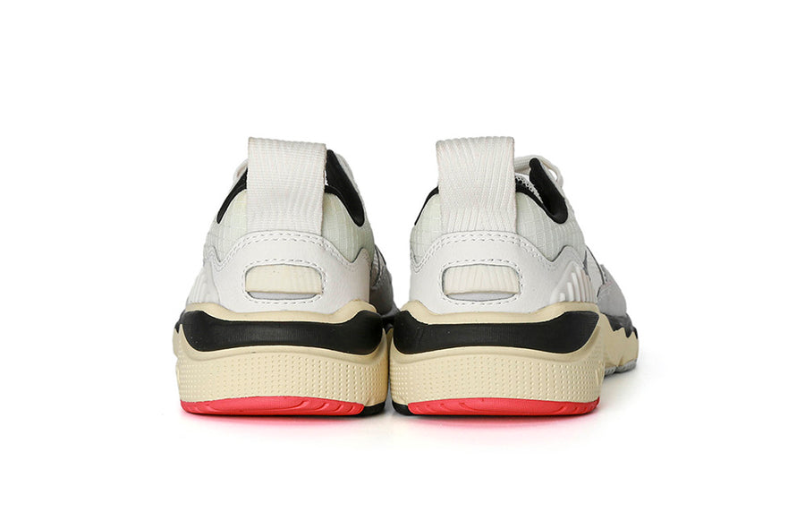 Women's Nebula White Black Red