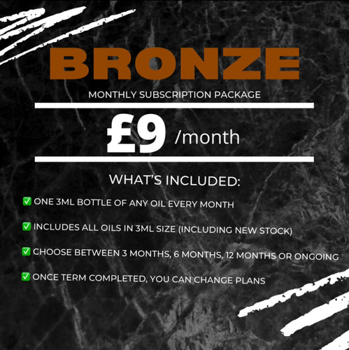 Bronze Subscription Package (5873634803864)