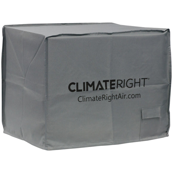 ClimateRight Canvas Storage Cover with Logo Imprint for CR2500-ACH and CR5000-ACH