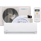 ClimateRight CR12000SACH 12,000 BTU Ductless Mini-Split Air Conditioner & Heater