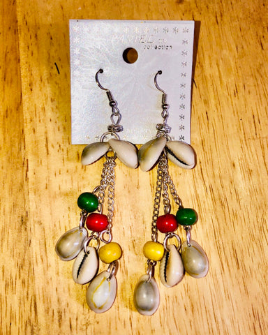 Cowry Shell 🐚 Earrings