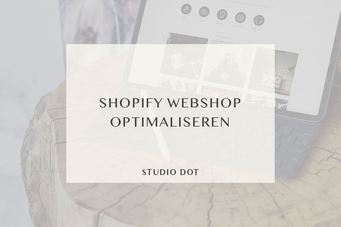 Shopify webshop optimaliseren