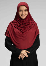 Load image into Gallery viewer, Mehar Hijab Modest Fashion Women's Stylish Instant Hijab Faeezah Softy