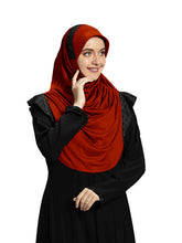 Load image into Gallery viewer, Mehar Hijab Modest Fashion Women's Stylish Instant frill Hijab Naaz