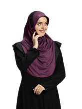 Load image into Gallery viewer, Vine shade Hijab Naaz Modestly stylish mehar Hijab collection online