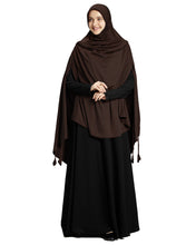 Load image into Gallery viewer, Mehar Hijab Modest Fashion Women's Stylish Instant Long Hijab Ulema Drip Drop