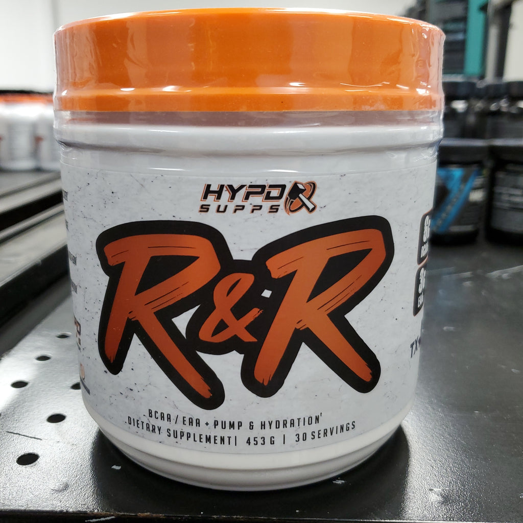 Hypd Supps | R&R