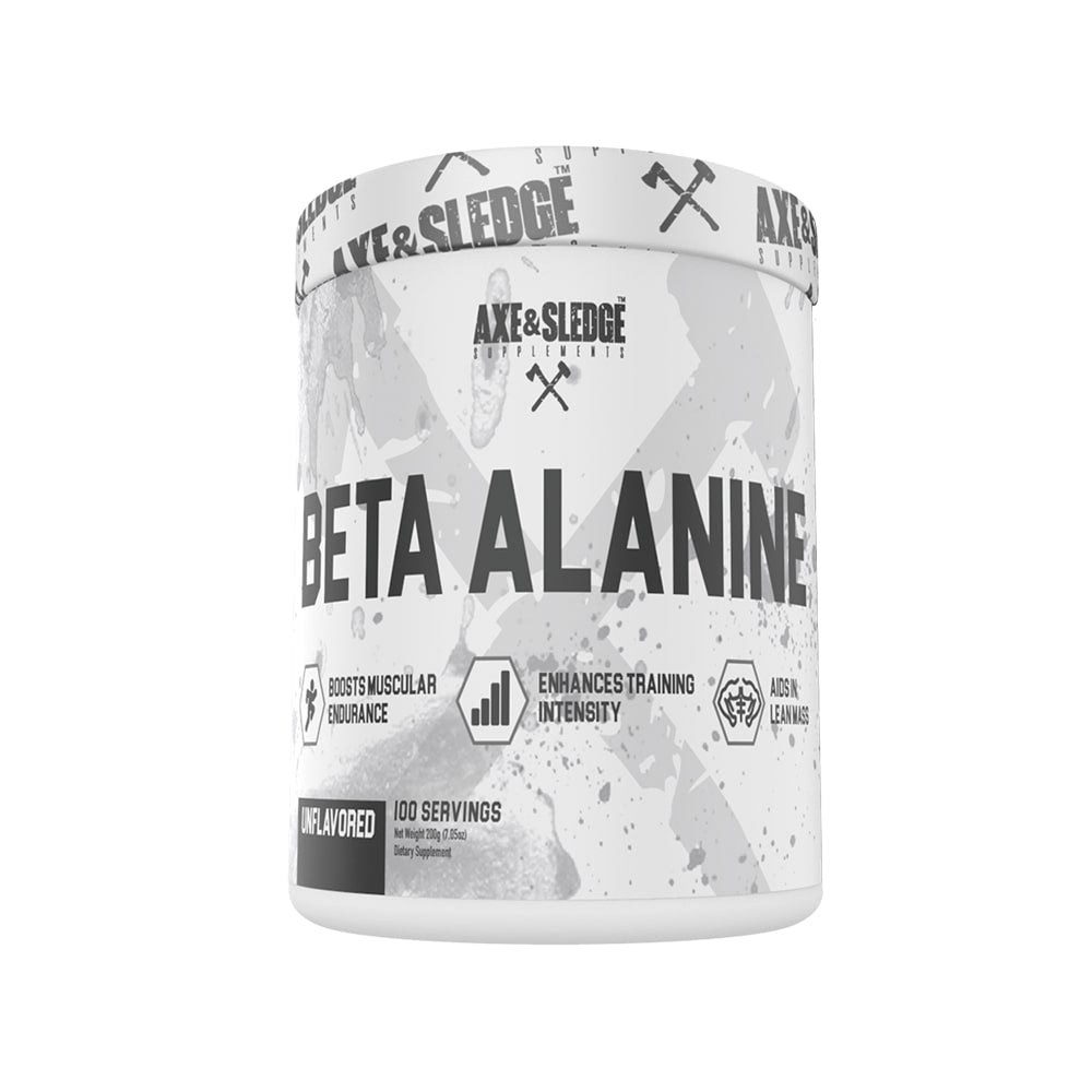 Axe & Sledge | Beta Alanine