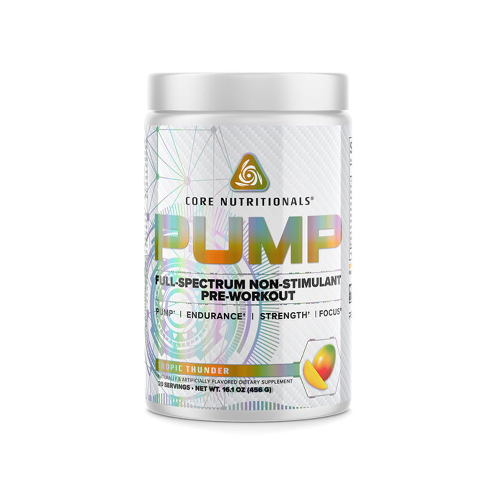 Core Nutritionals | PUMP